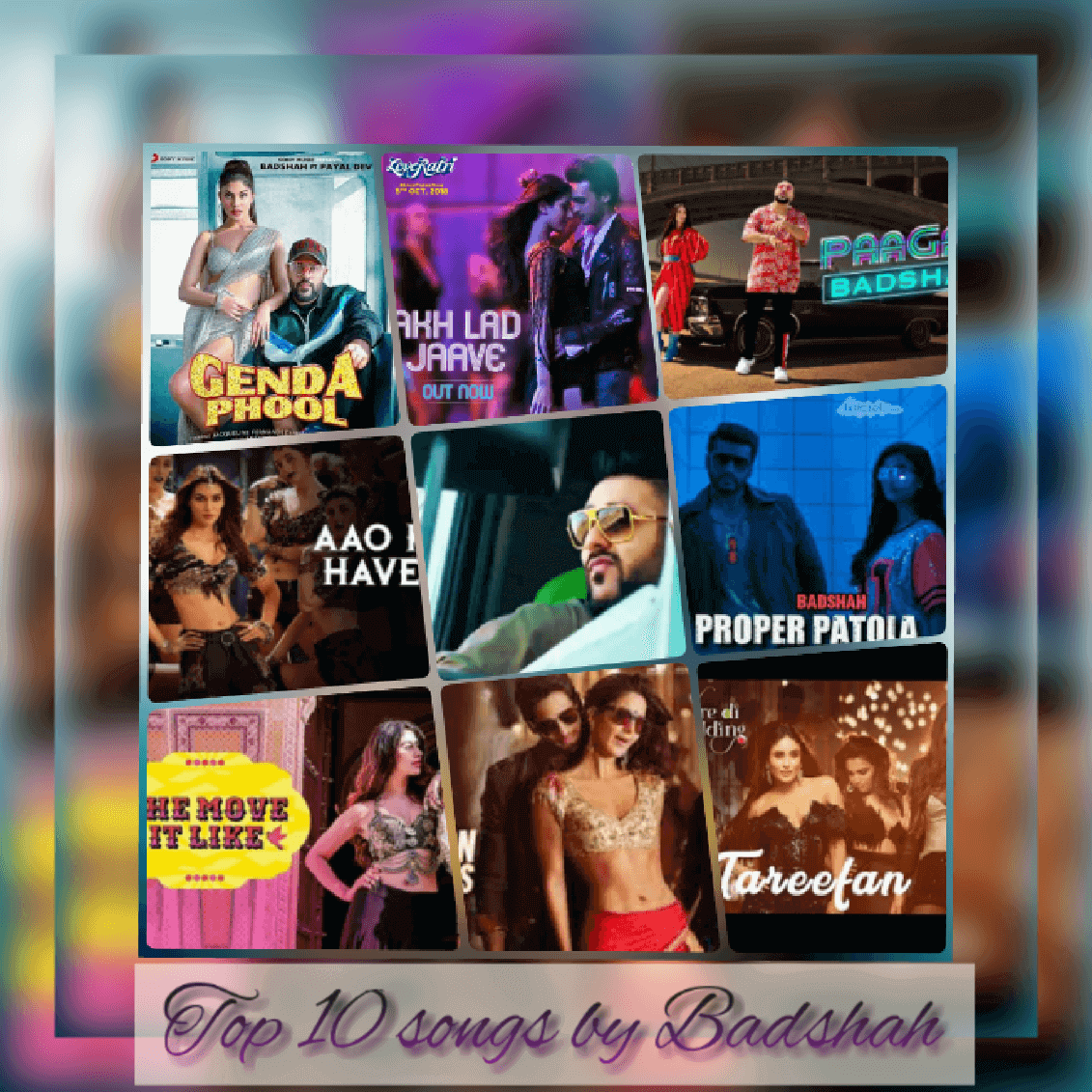 Best of top 10 songs by Badshah that will force you to move